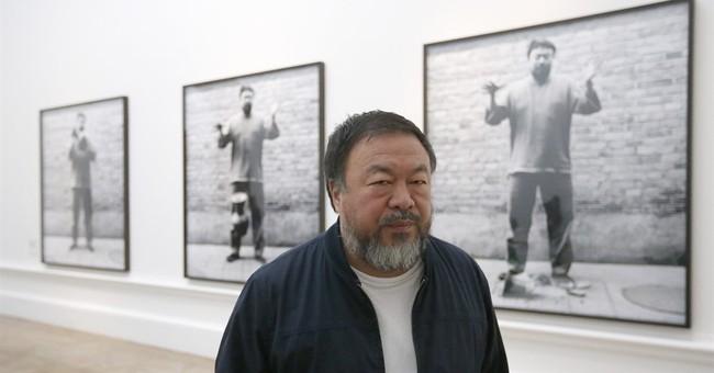 Chinese activist-artist Ai Weiwei writing memoir