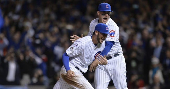 Cubs make it to NLCS for 1st time in 12 years