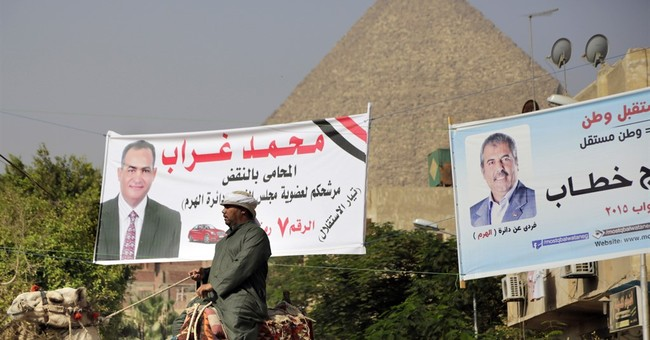 Egypt elects new parliament, first under el-Sissi