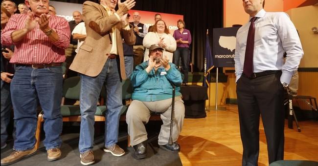Rubio: Dem presidential debate 'like something from 1985'