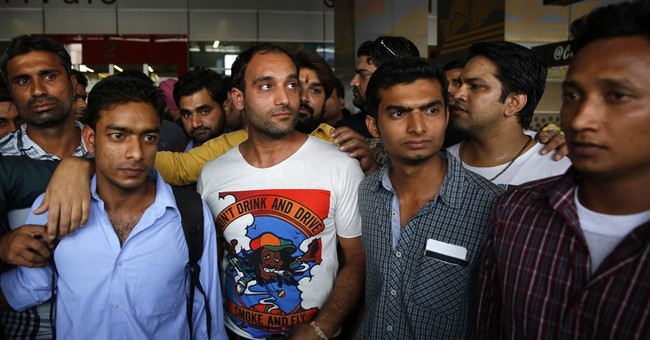 9 Indians held over oil-smuggling charges in Iran freed