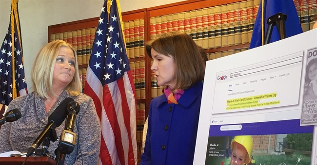 Minnesota attorney general: Car charity had cozy deals