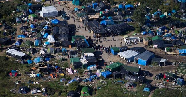Migrants' rights in short supply in squalid French camp
