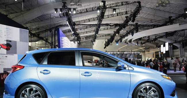 Fact sheet: 2016 Scion iM