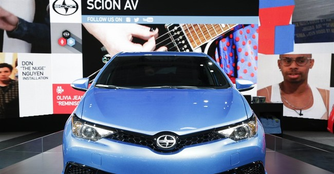 Scion's new iM hatchback: A decent ride for less than $20K