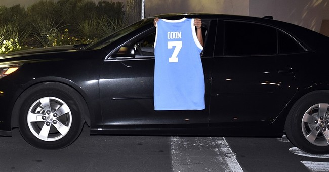 Lamar Odom's spiral leaves ex-NBA star fighting for his life