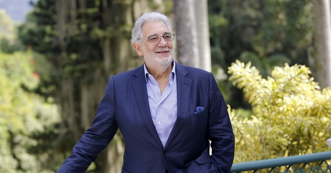 Gallbladder pain forces Placido Domingo to cancel some gigs