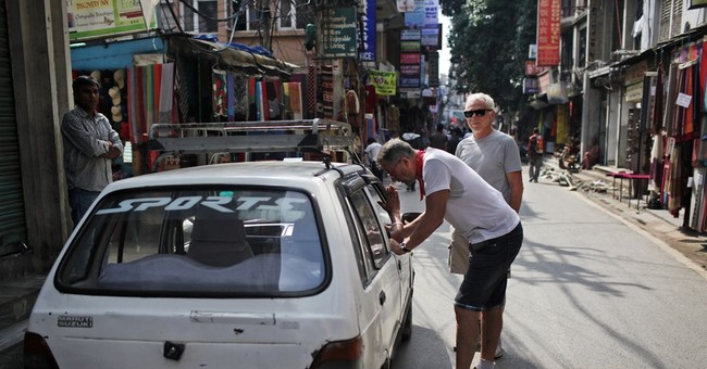 Unrest a new blow to Nepal's quake-ravaged tourism industry