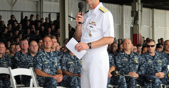 Navy chief: Service considering expanding paternity leave