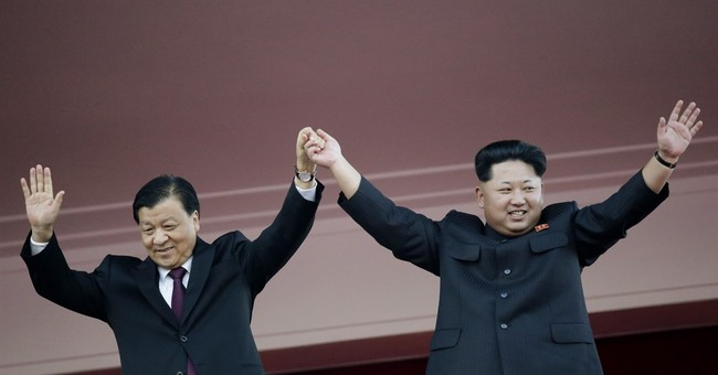 China-North Korea ties warm with envoy's Pyongyang visit