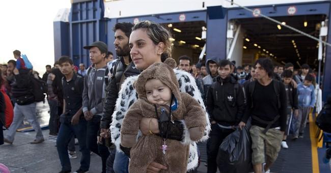 EU lashes nations for falling short on refugee pledges