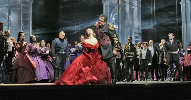 Met live in HD presents Verdi's 'Otello'