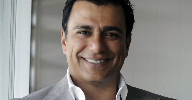 Twitter names Google's Omid Kordestani as executive chairman