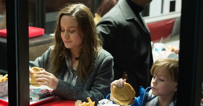 Brie Larson channels her childhood for 'Room'