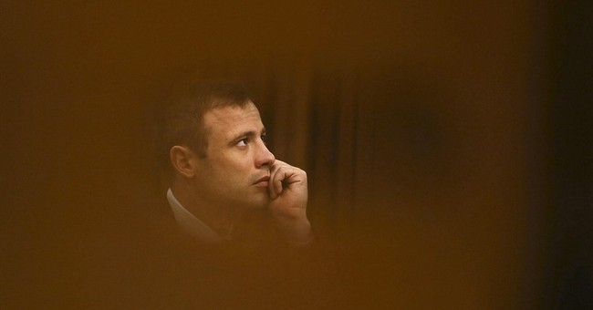 Oscar Pistorius to be released from jail on Oct. 20