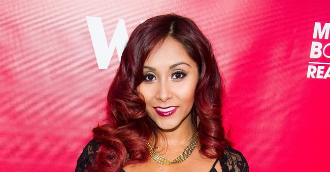 Snooki slams Chris Christie, says expression 'full of hate'
