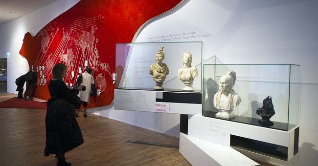 After a 6-year closure, Paris' Mankind Museum reopens