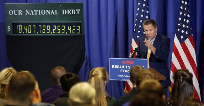 GOP hopeful Kasich offers ambitious balanced-budget plan