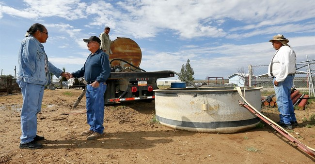 EPA: Tests show water sent to Navajo Nation met standards