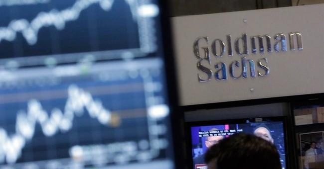 Goldman Sachs earnings fall 38 percent, missing forecasts