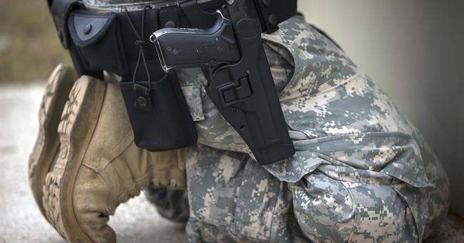Handgun makers compete to supply Army with new handgun