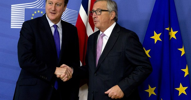 Britain's Cameron promises pick-up in EU reform proposals