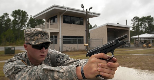 Handgun makers compete to supply Army with new handgun
