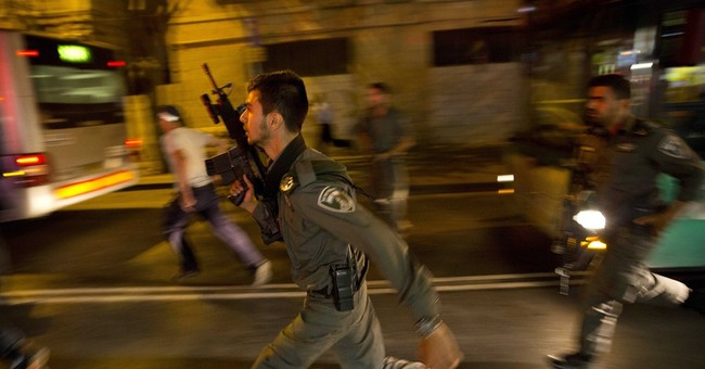 Israelis and Palestinians on guard amid unabated violence