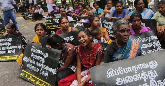 Sri Lanka says it will quickly process Tamil prisoners