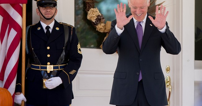 APNewsBreak: Top Biden aide lays out potential 2016 platform