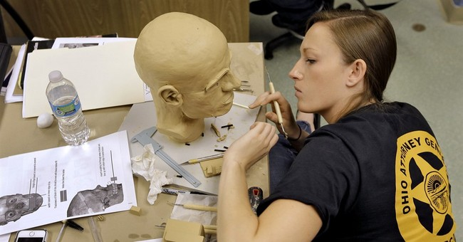 Forensic artists bring the dead back to life for cold cases