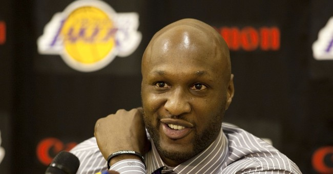 The Latest: Brothel workers agreed not to talk about Odom