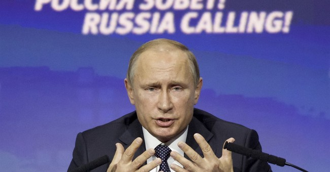 Syria air campaign on, Putin may already seek exit strategy