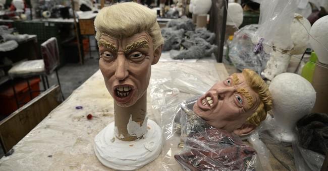 'El Chapo,' Trump among favorite Halloween getups in Mexico