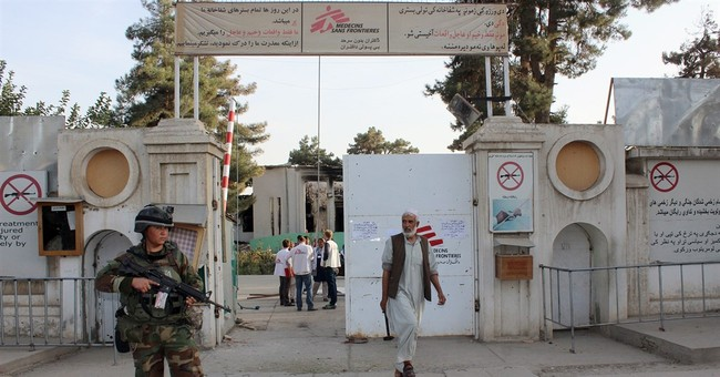US analysts suspected Taliban at hospital; doctors deny it