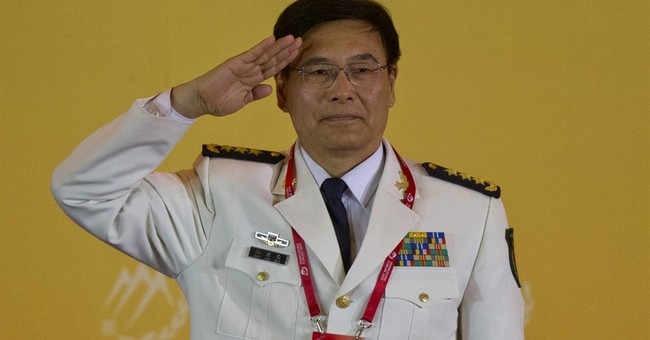 Chinese general dismisses South China Sea concerns