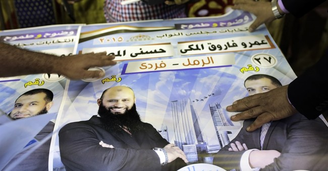 In Egypt vote, ultraconservative Islamists try balancing act