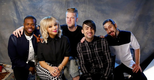 Grammy winners Pentatonix finally getting airplay