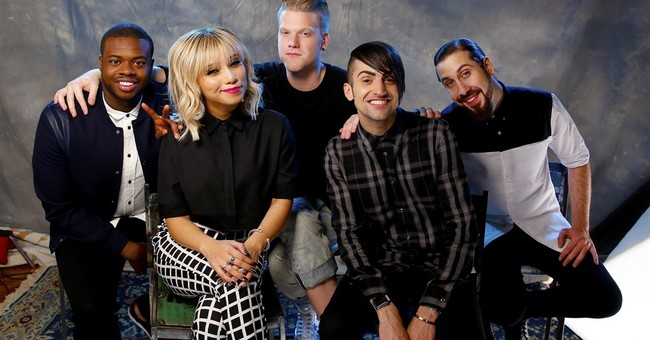 Grammy winners Pentatonix finally getting airplay