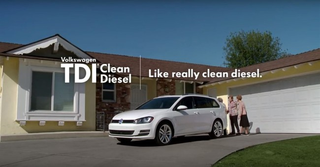 VW commercials getting a new view in light of emissions scam