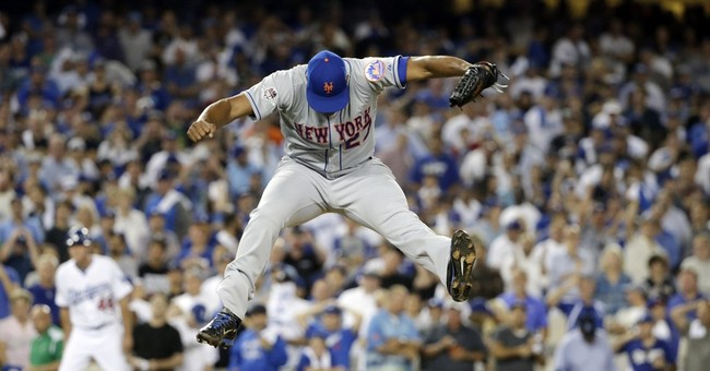 Mets' clinching 3-2 win puts them in NLCS vs. Cubs
