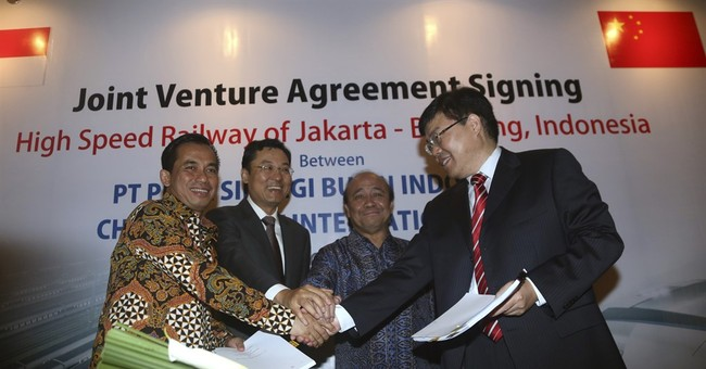 China, domestic companies to build Indonesia high-speed rail