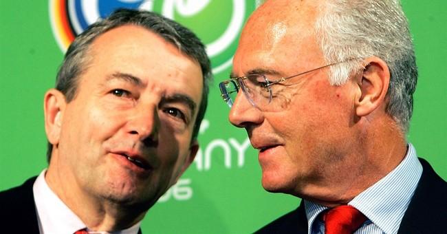 Beckenbauer denies claims bribes secured 2006 World Cup