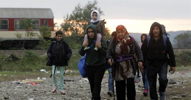 The Latest: Hungary revives controls on Slovenia border