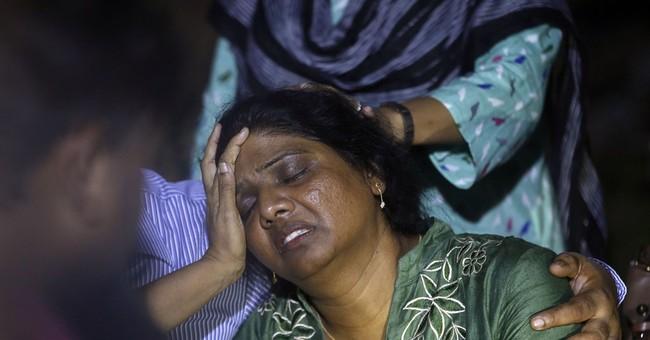 Cooking gas cylinder blast kills 8 in Mumbai