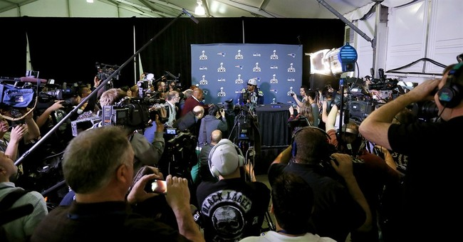 Marshawn Lynch talks about why he doesn't talk to the media
