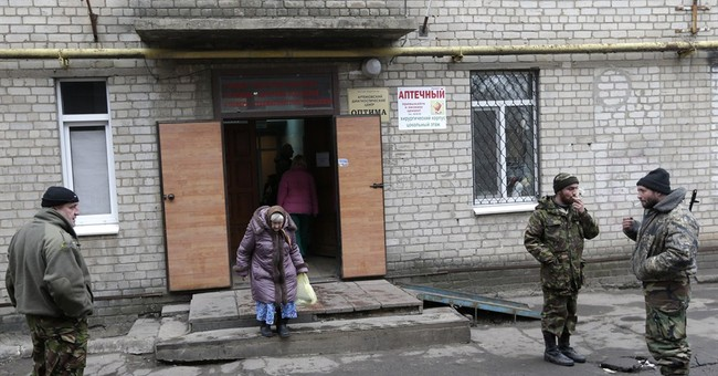 Ukraine: Russia-backed rebels overrun another town in east