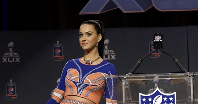 Katy Perry says halftime performance will make you 'Roar'