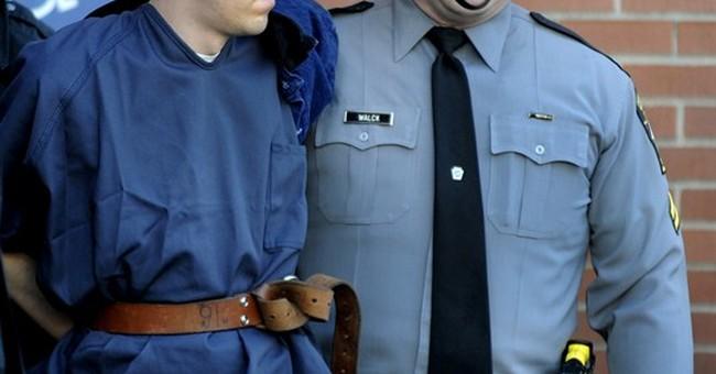 Survivalist pleads not guilty in trooper's ambush killing