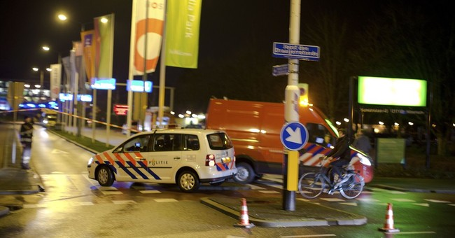 Youth who stormed Dutch broadcaster claimed to be hacker